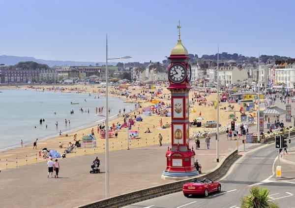 Weymouth Town Clock