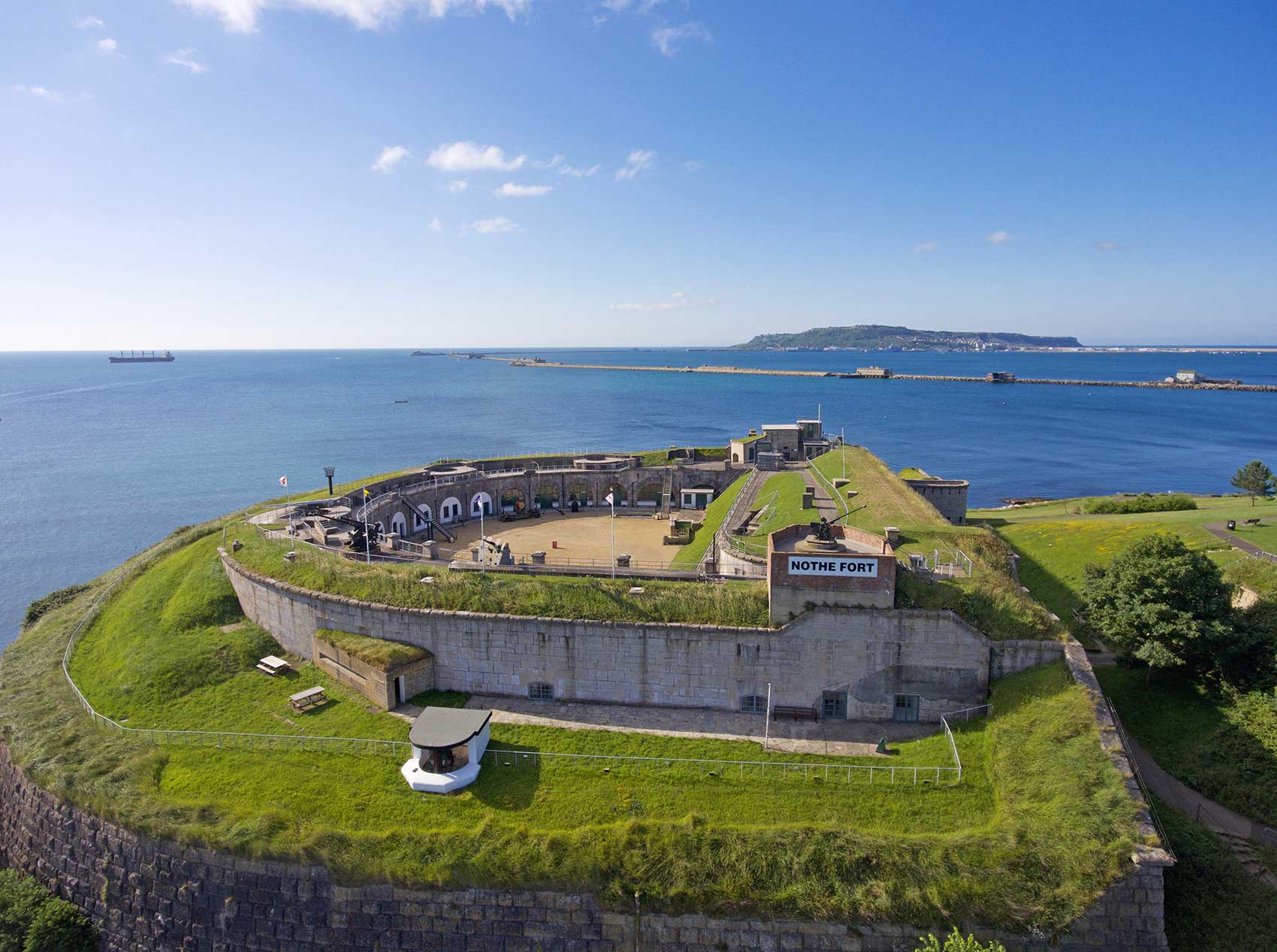 nothe fort heritage